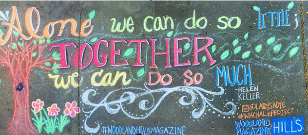 Alone we can do so little, together we can do so much more.